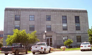 Howell County MO Courthouse